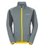 VAUDE Bealach Softshell Jacket Men pewter grey